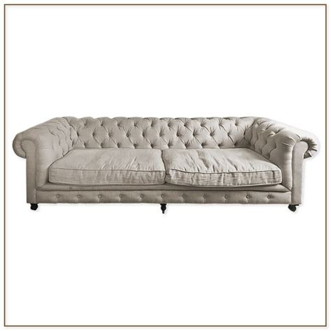 restoration hardware kensington sofa