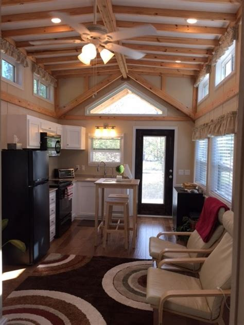 Tiny House for Sale   Gently Used Custom Tiny Home by