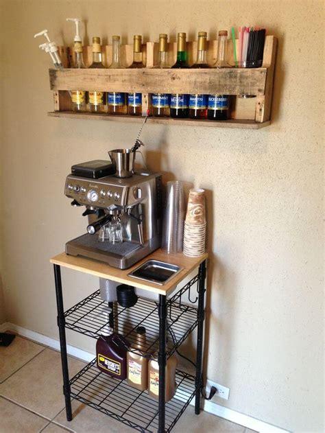 shelf of coffee 20 mind blowing diy coffee bar ideas and organization