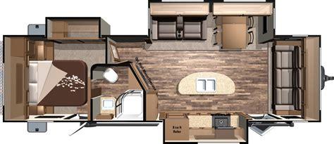 Open Range Rv Floor Plans Travel Trailer by Roamer Travel Trailers Rt288flr Highland Ridge Rv