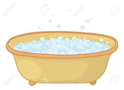 Bath Tub Clipart by Water Tub Clipart Collection