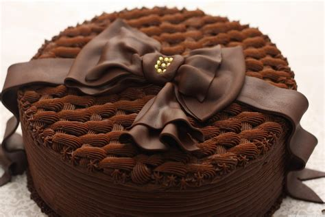 Birthday Cakes Images Chocolate Birthday Cake Images And Photo Birthday Cakes