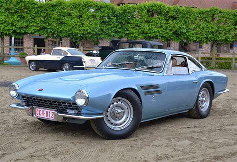 1963 Jaguar LeMans D-Type Coupe Special Michelotti ...