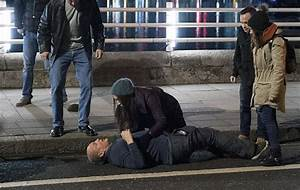 Woody Harrelson's Lost In London in chaos due to bomb