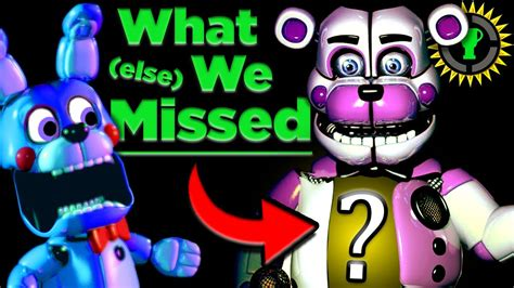 Game Theory Fnaf Game Theory Fnaf The Answer Was Right In Front Of Us