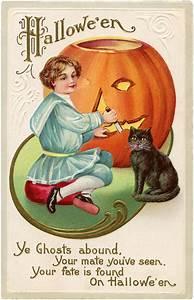vintage pumpkin carving image the graphics