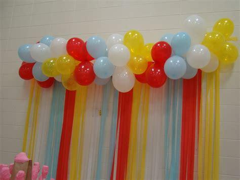 balloon banner amp streamer backdrop for preschool 556 | a64d8a4ee0375f44aed9437396465e47