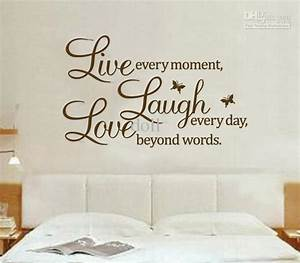 Nursery wall decals quotes quotesgram