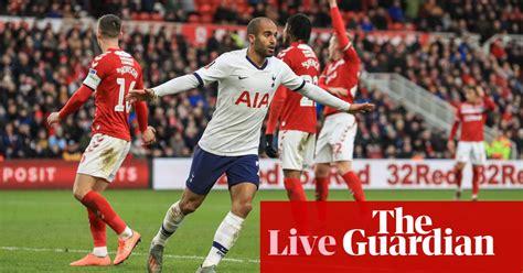 Middlesbrough V Spurs Live Stream Free