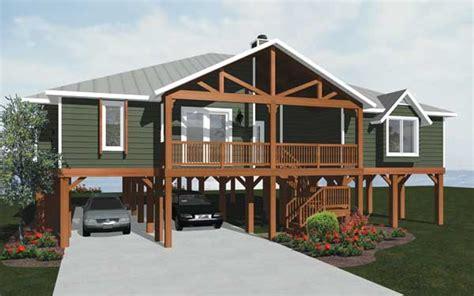 beach house plans  piers raised beach house plans pier