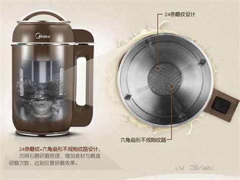 china guangdong WHC12X68 Midea Soy Milk Maker All