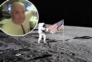 MOON LANDINGS: Bart Sibrel claims the 1969 Moon Landings ...