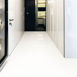 Carrelage Blanc Sol : carrelage sol mur 60x120 60x60 ou 100x100 cm blanc brillant neige niloka ~ Dode.kayakingforconservation.com Idées de Décoration