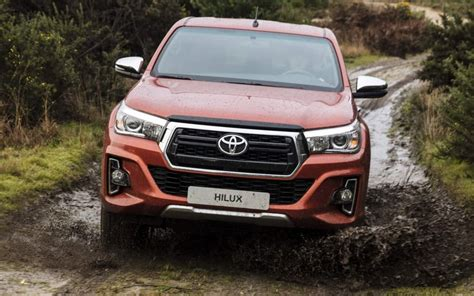 2020 Toyota Hilux 2020 toyota hilux usa concept release date best suv 2019