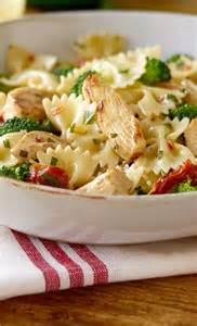 Easy Chicken and Broccoli with Pasta