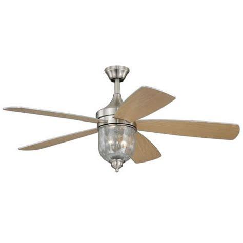 Bedroom Ceiling Fans Menards by Turn Of The Century Cosmos 52 Quot 2 Light Ceiling Fan At