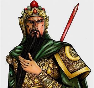 Guan Yu: Three Kingdoms Art