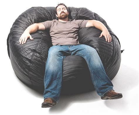 Lovesac Competitors by One Person Bean Bag Chair Citysac For The Home