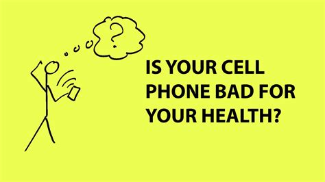 is it bad to use your phone while charging are cell phones bad for your health