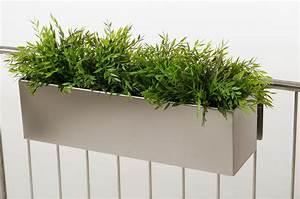 Solarstecker Für Blumenkästen : balkonkasten blumenkasten edelstahl binox geb rstet blumenk sten balkonk sten ~ Markanthonyermac.com Haus und Dekorationen