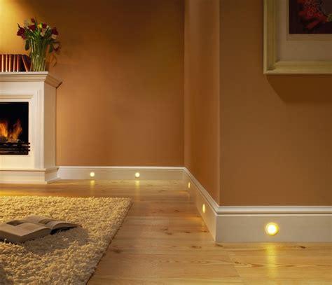 Sockelleisten Mit Led Beleuchtung by Zierprofile Mit Led Leuchten Bauhandwerk