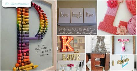 decorating  letters  words  striking tutorials show       diy