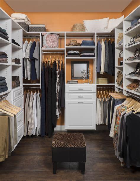 Walkin Closet Design In Michigan  Custom Closet Installation