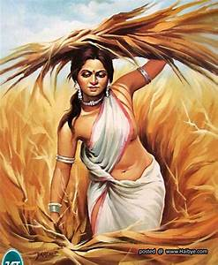 Beautiful traditional women paintings | Hai Bye.