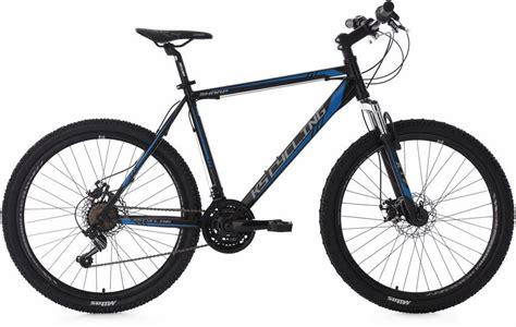 mountainbike herren 29 zoll ks cycling hardtail mountainbike herren 26 29 zoll 21 shimano tourney schwarz blau