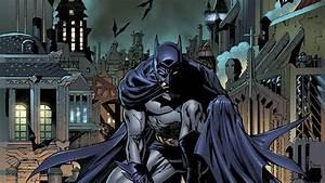 Batman Comics Wallpaper - WallpaperSafari