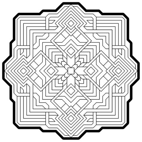 geometric coloring books geometry coloring pages coloring for grown ups calming