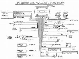Image Result For Toad A101cl Car Alarm Wiring Diagram