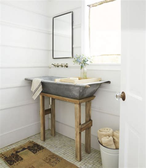 farmhouse sink bathroom farmhouse bathrooms and projects knick of time