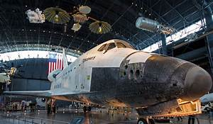 Visiting the Smithsonian Air & Space Udvar-Hazy Center at ...