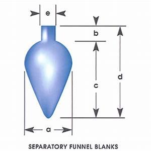 Separatory Funnel Blanks