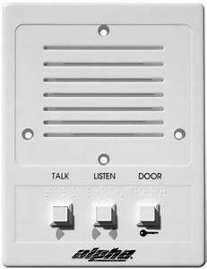 Alpha Communications U2122 Is543  U0026quot Universal U0026quot  Intercom Station For 5