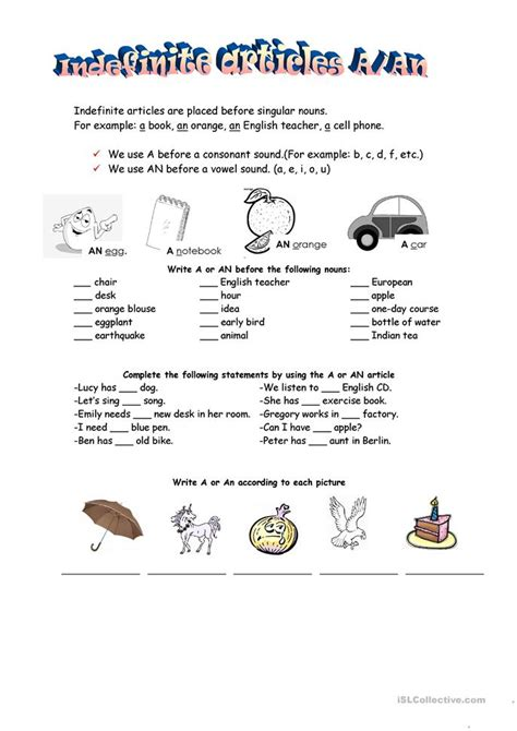 All Worksheets » Article Worksheets  Printable Worksheets Guide For Children And Parents