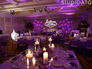 Casino themed wedding for Las vegas themed weddings