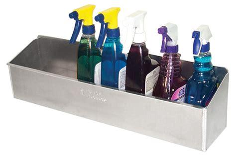 spray bottle rack pit pal 10 count spray bottle storage shelf free shipping