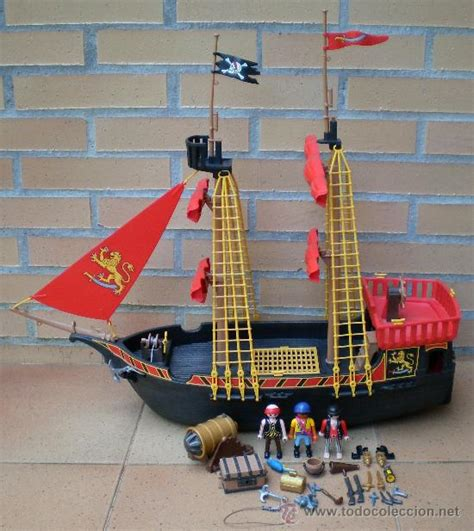 Barco Pirata Playmobil Precio by Barco Pirata Playmobil 4424 Comprar Playmobil En