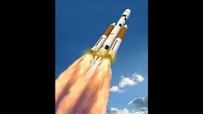 Rocket Nasa Launching Biggest Ever
