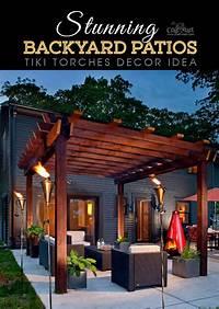 patio design ideas Stunning Backyard Patio Designs and Lighting Ideas - Craft ...