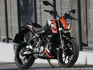 Fiche Technique Ktm Duke 125 : ktm 125 duke moto magazine leader de l actualit de la moto et du motard ~ Medecine-chirurgie-esthetiques.com Avis de Voitures
