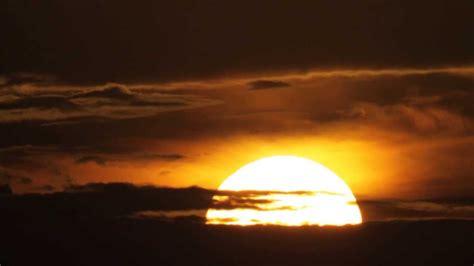 beautiful sunriserising sun florida time lapse hd p youtube