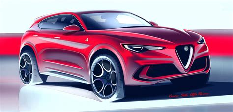 Alfa Romeo Suisse  Nouveau Suv Stelvio