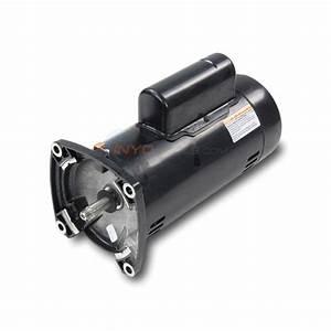 Hayward Max-flo Ii 1 5 Hp 2-speed Motor