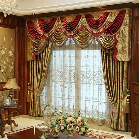 Custom Window Drapes by Affordable Custom Luxury Window Curtains Drapes Valances