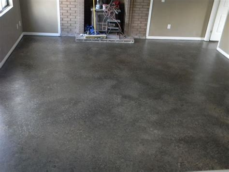 HomeOfficeDecoration   Painted Concrete Floors Diy