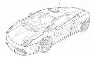 Disegni da colorare : Auto da corsa