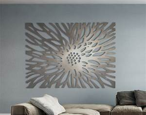 laser cut metal decorative wall art panel sculpture for home With wall panel art